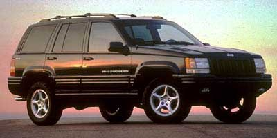 Pre-Owned 1998 Jeep Grand Cherokee Limited
