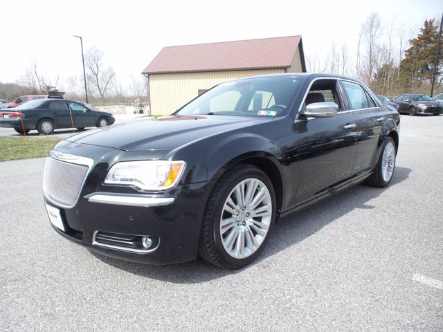 Pre-Owned 2014 Chrysler 300 300C John Varvatos Luxury Edition