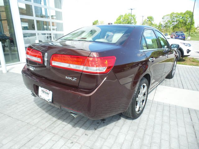 Pre-Owned 2012 Lincoln MKZ