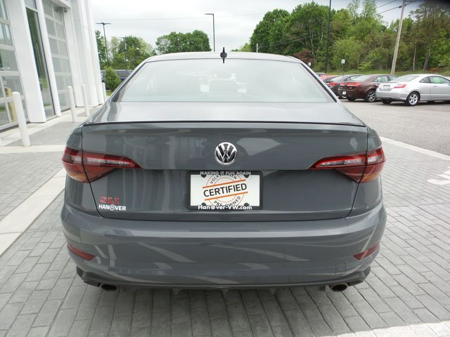 Certified Pre-Owned 2019 Volkswagen Jetta GLI 35th Anniversary Edition
