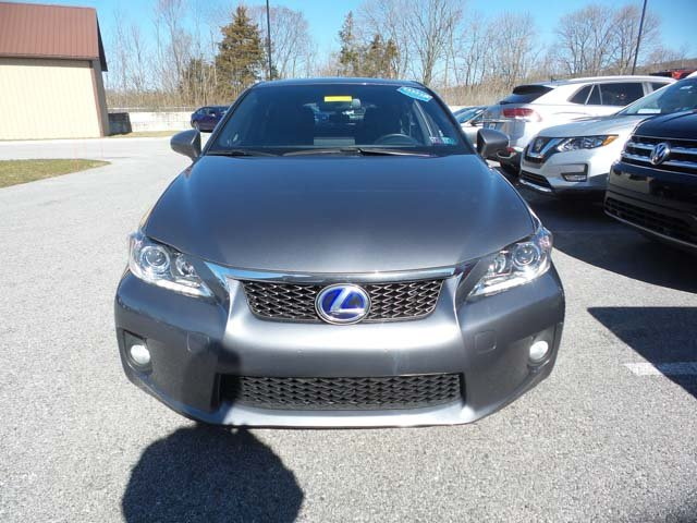 Pre-Owned 2012 Lexus CT 200h F Sport