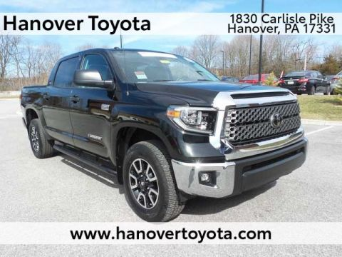 Certified Pre-Owned 2018 Toyota Tundra 4WD SR5