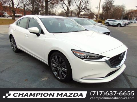 Certified Pre-Owned 2019 Mazda6 Signature